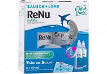 ReNu MultiPlus Flight Pack (2x60 ml)