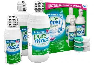 OPTI-Free PureMoist (2x300 ml + 1x90 ml)