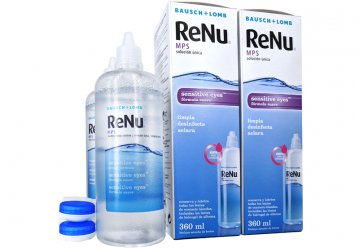 Renu MPS Set Económico (2x360 ml)