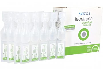 Lacrifresh Comfort Monodosis (20x0,4ml)