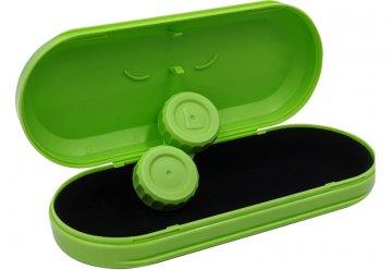 Estuche Gafas Lentillas Verde