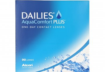 Dailies AquaComfort Plus (NFS)