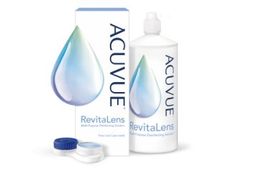 Complete RevitaLens Multi-Purpose Disinfecting Solution