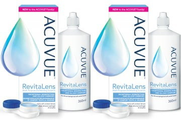 Acuvue RevitaLens (2x360 ml)