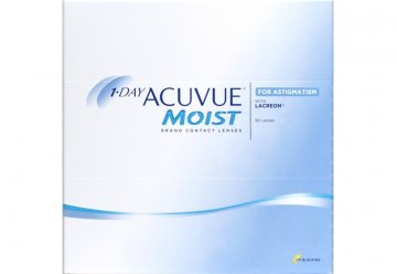 1 Day Acuvue Moist for Astigmatism 90pk (NFS)