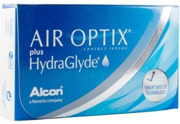 Air Optix plus HydraGlyde (caja de 6)
