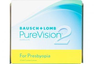 PureVision2 for Presbyopia 6pk