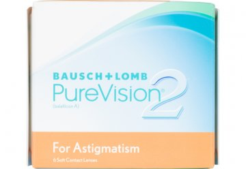 PureVision2 for Astigmatism 6pk