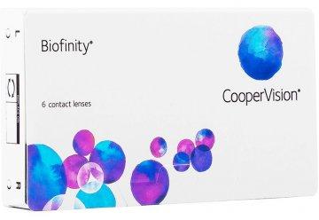 Biofinity (caja de 6)