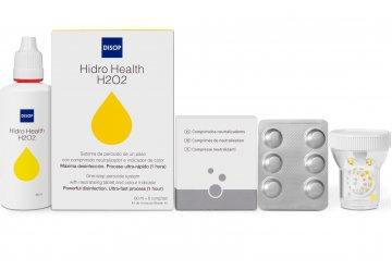 Hidro Health H2O2 Tamaño Viaje (60 ml)