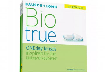 Biotrue ONEday for Presbyopia (caja de 90)